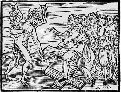La Leggenda delle Masche e dell'Armit